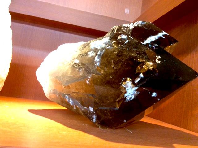 スモーキークオーツ原石