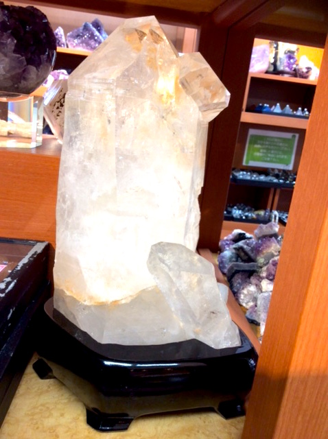 レムリアンクリスタル原石